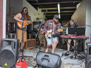 Live Music with Bradley Copper Kettle & Friends